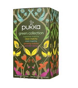 Bilde av Pukka green collection te