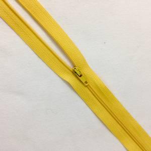 Bilde av glidelås metervare gul